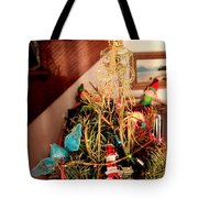 Angels Bird And Elves Oh My Tote Bag