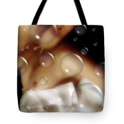 Angels Blowing Bubbles Tote Bag