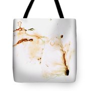 Angel's Breath Spiritual Art Tote Bag