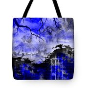 Angels In Gothica Tote Bag