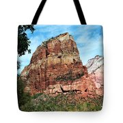 Angel's Landing Tote Bag