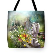 Angels Of Stone Tote Bag