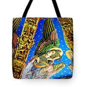 Angels On High Tote Bag