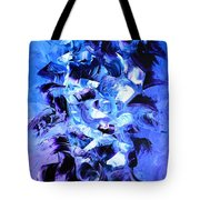 Angels Sky Tote Bag