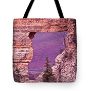 Angel's Window  Grand Canyon Tote Bag