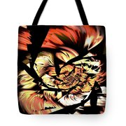 Anger Management Tote Bag by Anastasiya Malakhova