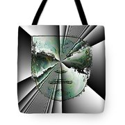 Anger Mask Tote Bag