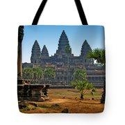 Angkor Afternoon Tote Bag