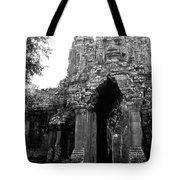 Angkor Thom East Gate 01 Tote Bag