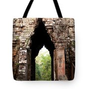 Angkor Thom East Gate 02 Tote Bag