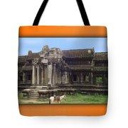 Angkor Wat Cambodia 1 Tote Bag