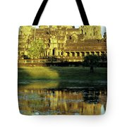 Angkor Wat Reflections 02 Tote Bag