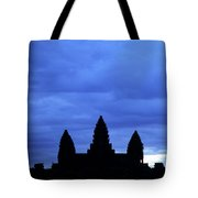 Angkor Wat Sunrise 01 Tote Bag