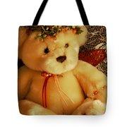 Angle Bear  Tote Bag