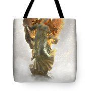 Angel II Tote Bag