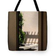 Angled Reflections Tote Bag