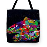 Anglers Dream Tote Bag by Tracy Miller