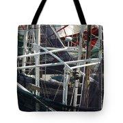 Angles And Iron Tote Bag