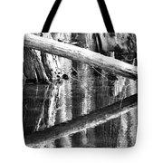 Angles And Reflections Tote Bag