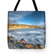 Anglesey Seascape Tote Bag