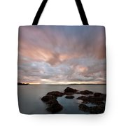 Anglesey Sunset Tote Bag