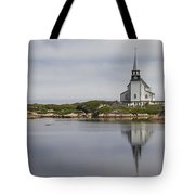 Anglican Church In Newtown Tote Bag