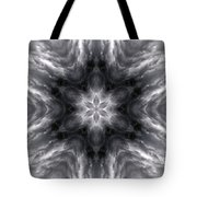 Angry Clouds Mandala1 Tote Bag