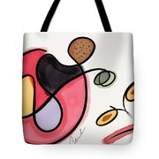 Angry Ideas Tote Bag