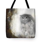 Angry Owl's Talons Tote Bag