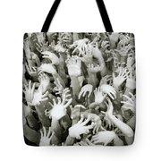 Anguish Tote Bag by Shaun Higson