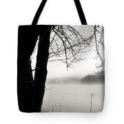 Angular Fog Tote Bag