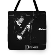 Angus Chords Delight Crowds Tote Bag
