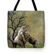 Animal - Gorillas - Isn't Love Grand Tote Bag