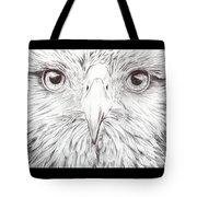 Animal Kingdom Series - Bird Of Prey Tote Bag