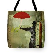 Animal Lover In Paris Tote Bag