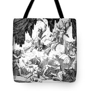 Animal Magnetism, 1784-5 Tote Bag