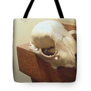Animal Skull Mantel 1 12 2011 Tote Bag