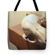 Animal Skull Mantel 2 12 2011 Tote Bag