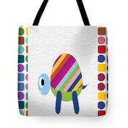 Animals Whimsical 2 Tote Bag