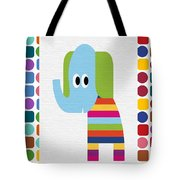 Animals Whimsical 8 Tote Bag