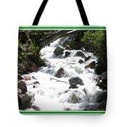 Animas River Southern Colorado Tote Bag