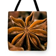 Anise Star Tote Bag