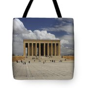 Anitkabir Ankara Turkey Tote Bag