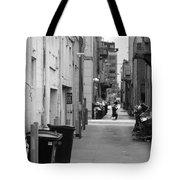 Ann Arbor Alley Tote Bag