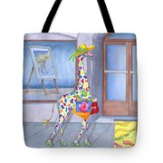 Annabelle Spree Tote Bag