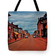 Annapolis Tote Bag by Benjamin Yeager