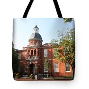 Annapolis - County House Tote Bag
