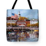 Annapolis Tote Bag by Guido Borelli