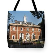 Annapolis Main Post Office Tote Bag