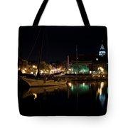 Annapolis Maryland Panorama Tote Bag